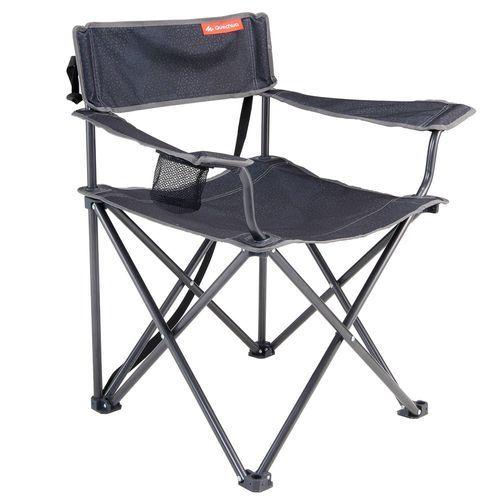Cadeira De Camping Dobravel Xl Xl Armchair Grey Outdoor Chairs