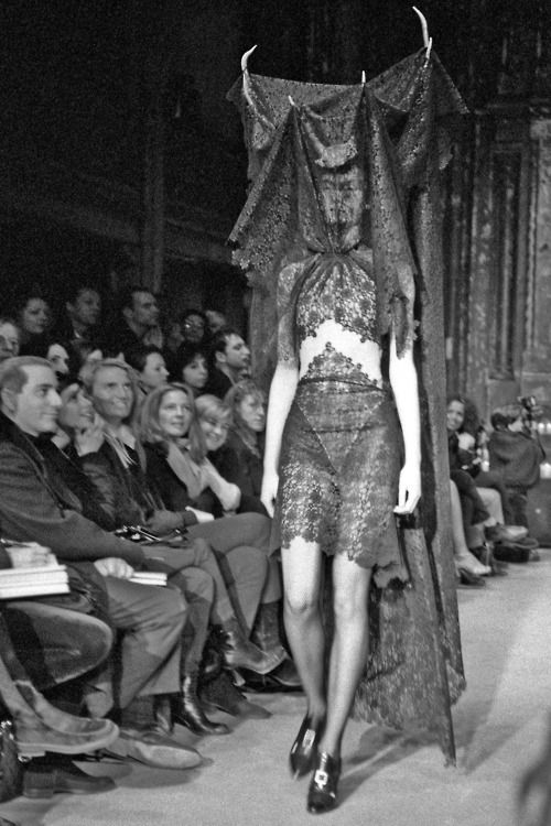 """Dante"": Alexander McQueen F/W 1996"