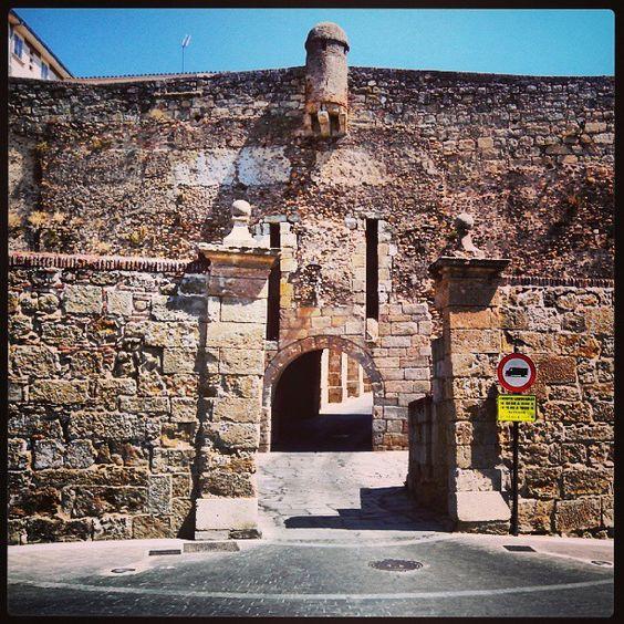 Otra de las visitas obligadas es Ciudad Rodrigo. Ciudad amurallada rica en museos y con un casco antiguo especial para pasear.
