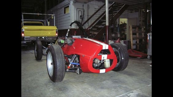 1960 Quantum Formula Saab w/BMC Engine (Original Installation