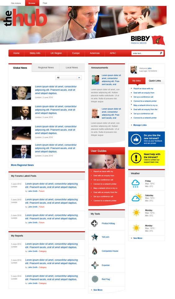 intranet bibby financial services intranet pinterest