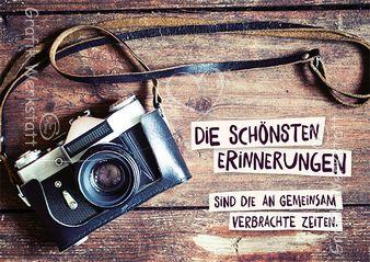 Die schönsten Erinnerungen - Postkarten - Grafik Werkstatt Bielefeld