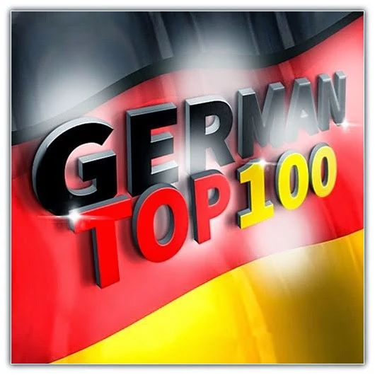 German Top 100 Single Charts 20.01.2017 (2017)