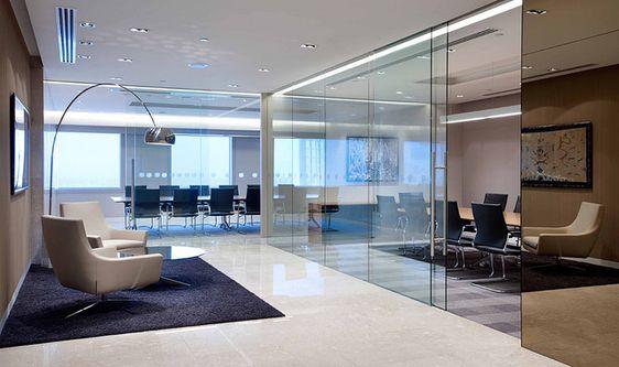 design interior kantor modern