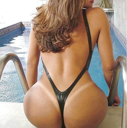 Arse bikini butt floss gallery phat ass makes