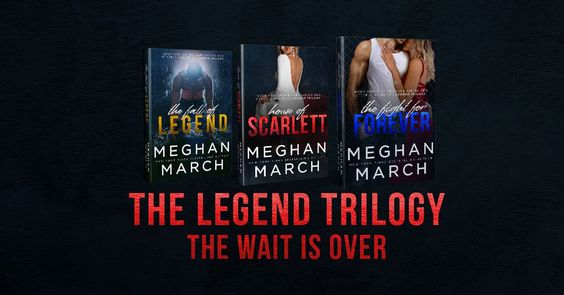 ~Blog Tour~The Fight for Forever (Legend Trilogy #3) by Meghan March~