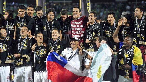 Campeón de Norte, Centroamérica y Caribe, Club de Fútbol Monterrey | Copa Mundial de Clubes de la FIFA Japón 2012. > 06 - 16.12.12.
