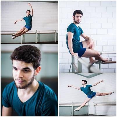 #ballet #bailarinos #balé Guilherme Lobo