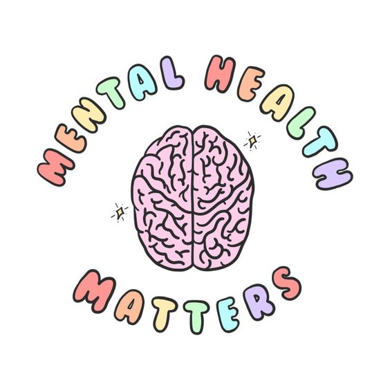 Check out this awesome 'Mental+Health+Matters' design on @TeePublic!