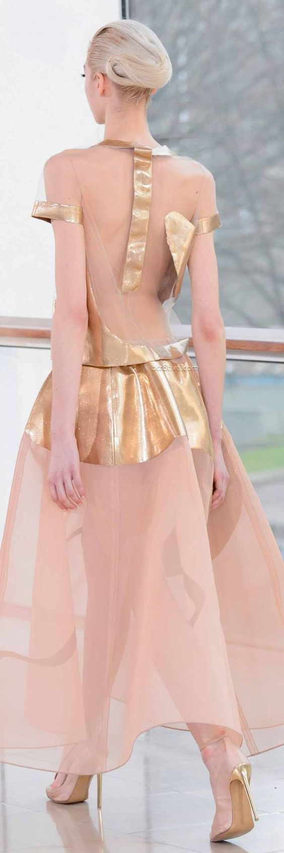 Stéphane Rolland Couture Spring 2015   House of Beccaria#