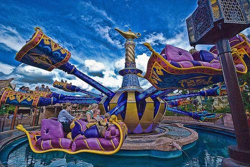 Magic carpet aladdin and carpets on pinterest for Aladdin carpet ride magic kingdom