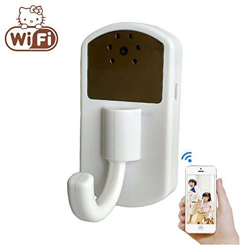 Wifi Hidden Cothes Hook Camera Motion Detection Spy Camera Audio Video Recording Indoor surveillance, http://www.amazon.com/dp/B01LZYKU97/ref=cm_sw_r_pi_awdm_x_q7D-xbSDXKK8J