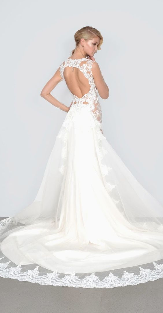 Galia Lahav Spring 2015 : La Dolce Vita Bridal Collection  | bellethemagazine.com
