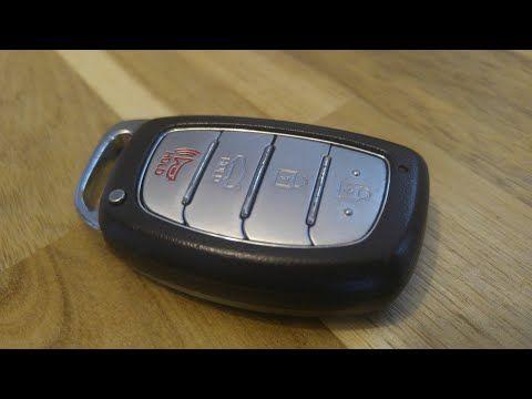 Hyundai Elantra Key Fob Battery Replacement Diy Youtube In 2020 Hyundai Elantra Elantra Hyundai