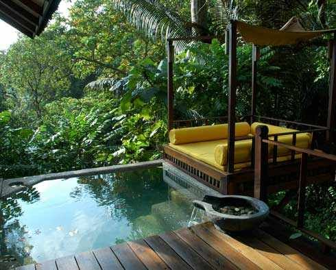 7 Gorgeous Nature Retreats In Malaysia For A Unique Getaway World Of Buzz 30 Tioman Island Resort Bali House