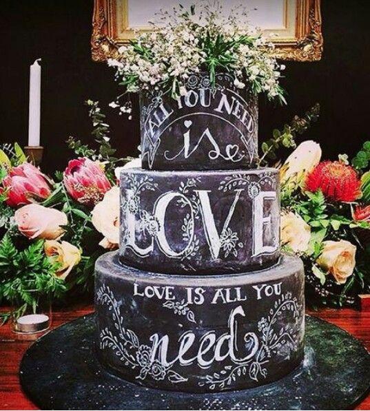 Lindo bolo diferente!
