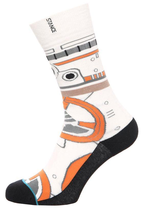 Stance STAR WARS COLLECTION Socken tan Bekleidung bei Zalando.de | Material Oberstoff: 58% Baumwolle, 30% Elasthan, 12% Nylon | Bekleidung jetzt versandkostenfrei bei Zalando.de bestellen!