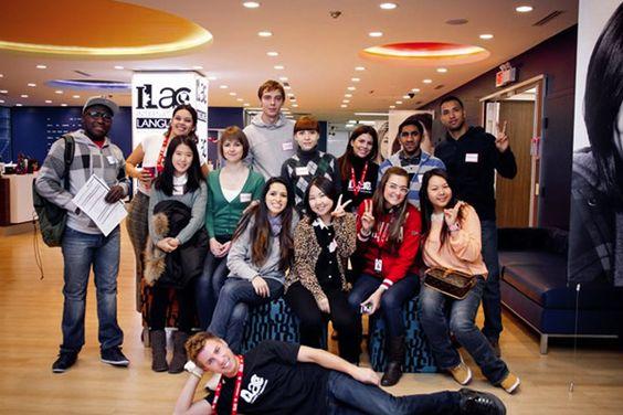 ILAC, uma das escolas de ingles mais procuradas por brasileiros no Canada.
