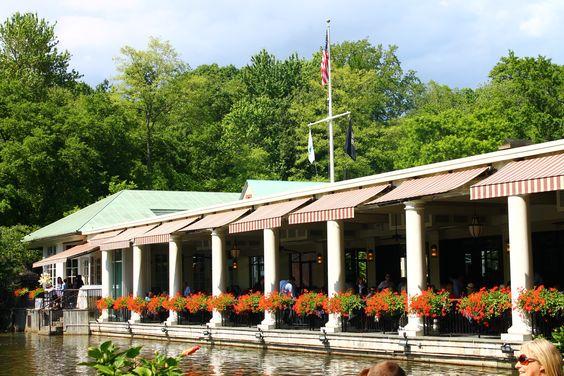 New York boat house