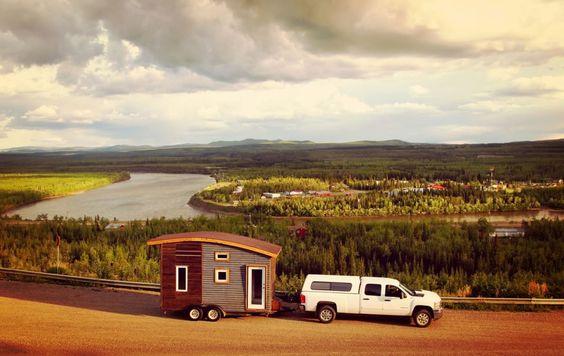 Les caravanes les plus créatives pour un Road Trip comme à la maison
