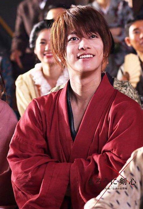 Rurouni Kenshin - Takeru Sato as Kenshin Himura #Kenshin #RurouniKenshin