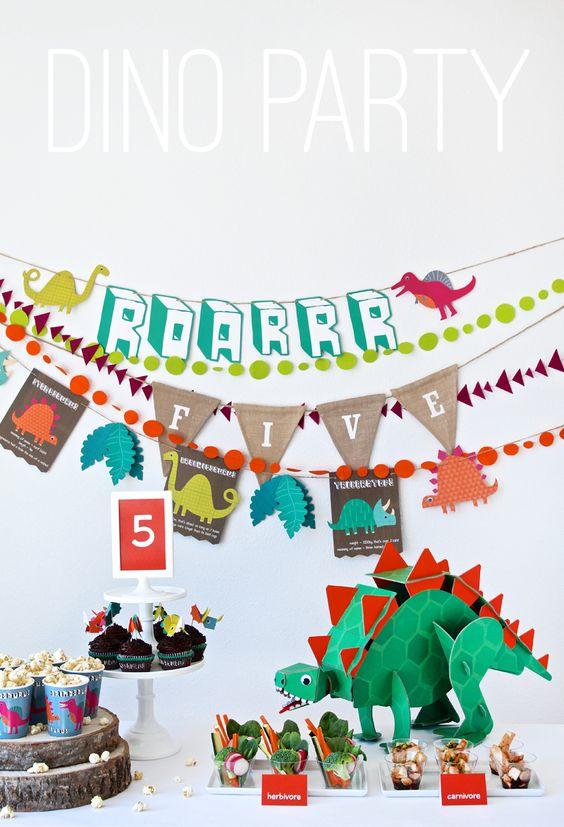 1st birthday boy dinosaur dino birthday party ideas dinosaur birthday ...