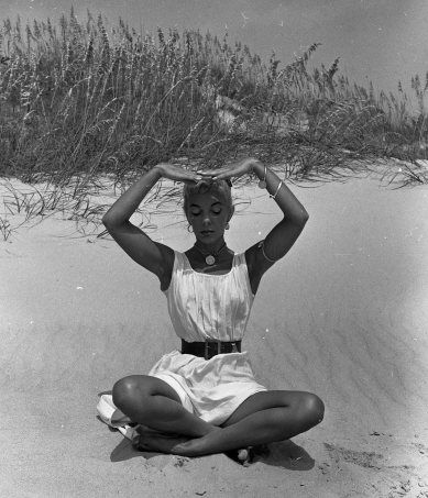 Dare Wright--beautiful as always.