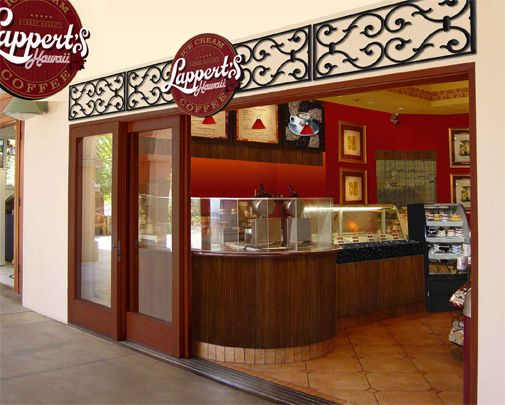 Lapperts Hawaii Store Design