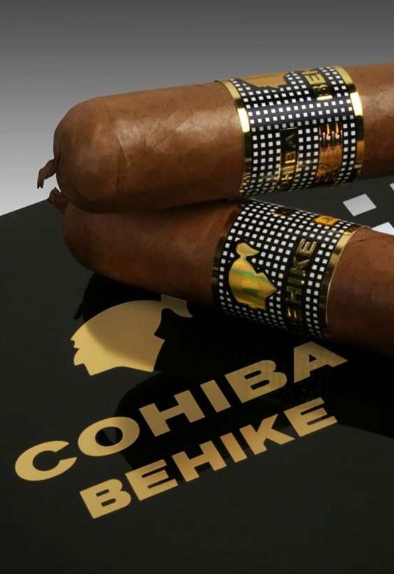 """Limited Edition Cohiba Behike Cigar www.LiquorList.com  """"The Marketplace for Adults with Taste!"""" @LiquorListcom  @LiquorList.com"""