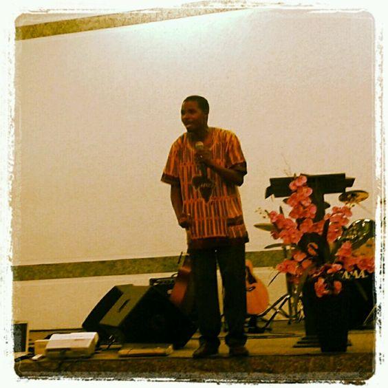 Missionary Matambo