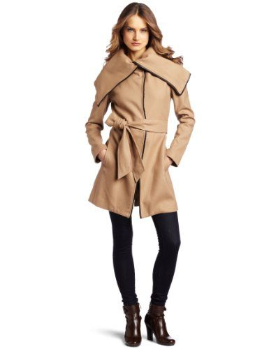 Georgie Women`s Hunter Melton Coat $285.12