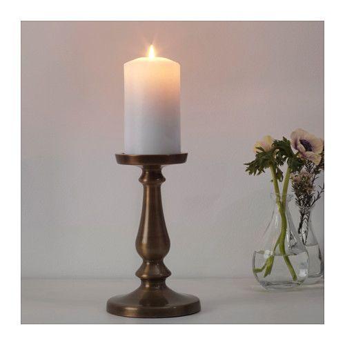 ERSÄTTA Kerzenständer für Blockkerze  - IKEA