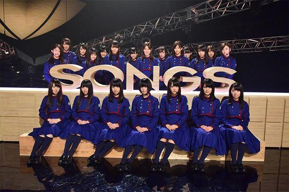 欅坂46の集合写真10