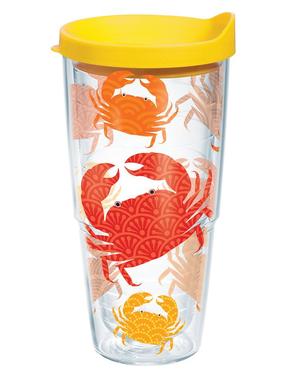 Love love my Tervis cups, best quality especially with constant use at work.