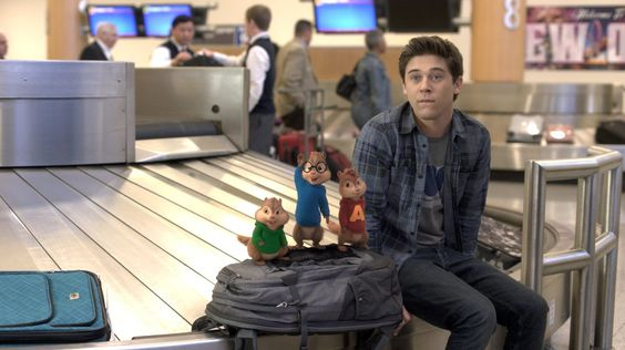 Josh Green in Alvin and the Chipmunks The Road Chip: