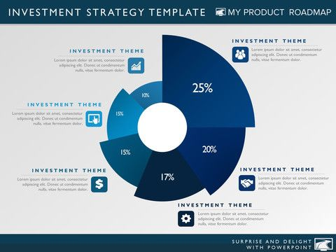 Product Investment Strategy Template  Investment Strategy