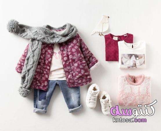 مستلزمات المولود الجديد بالصور ملابس المولود الجديد فى الشتاء ملابس حديثي الولادة في الشتاء Kids Fashion Baby Girl Fashion Baby Girl