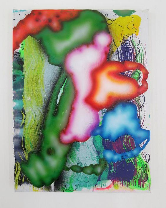 Christine Streuli, Impuls #19, 2013