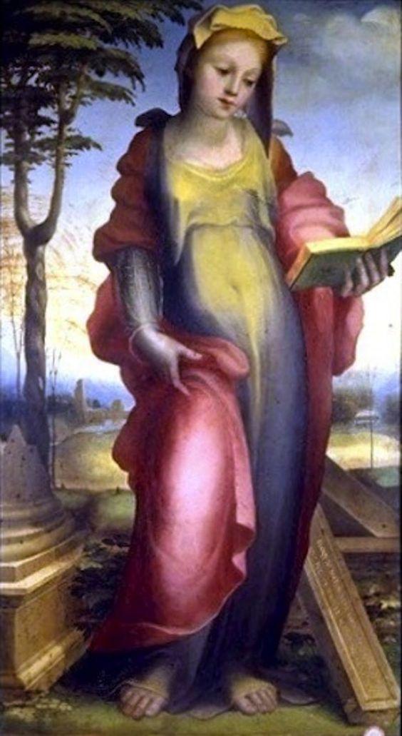 Domenico Beccafumi (1500-1550)