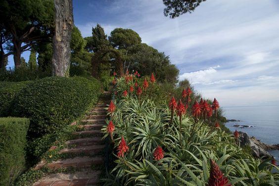 Jardins de Santa Clotilde, a Lloret de Mar. La Selva (Catalunya - Catalonia)