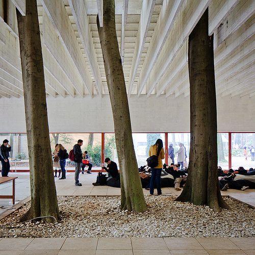 Pavilhão dos Países Nórdicos para a Bienal de Veneza, Itália
