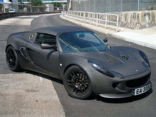 Lotus Elise, I've found that a used one is atainable, one day when the kids are out of the house this will be the fun car that I purchase.