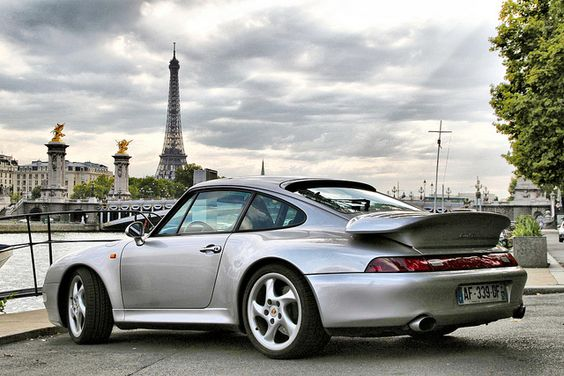 Porsche 993 Turbo | Flickr - Photo Sharing! #Paris
