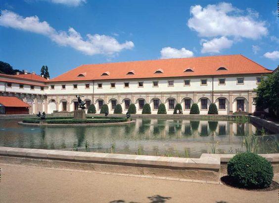 Czech Republic - Galería Nacional de Praga