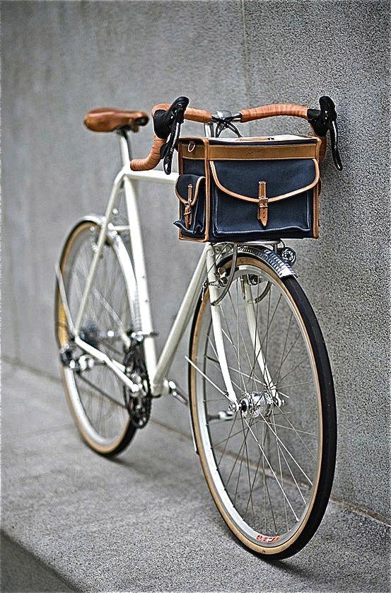 Bicicletas e acess rios lindos para pedalar por a - Cestas para bicicletas ...