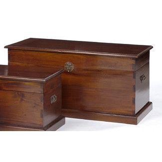 Prestington Priory Wooden Blanket Box