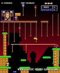 Resultado de imagem para Donkey Kong Jr.