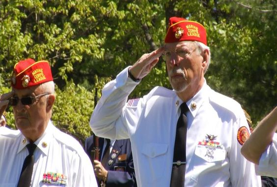 Long Lake Township Community Holds Special Memorial Day Service