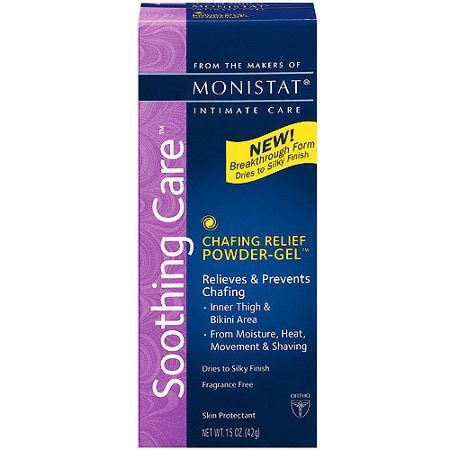 Free Sample Of Monistat Chafing Relief Powder Gel!