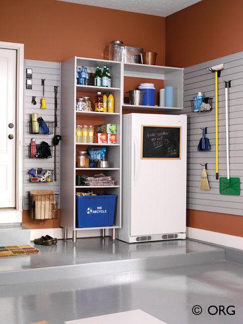 Garage storage design pictures remodel decor and ideas for Garage organization design